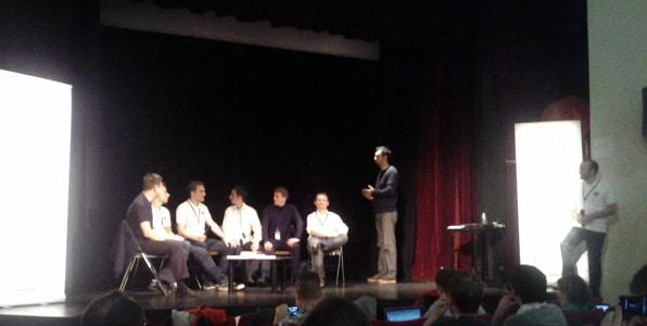 Table ronde avec les orateurs