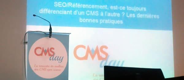 Retours sur le CMSday 2012 : Premier évènement européen dédié aux CMS open source