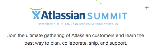 Atlassian Summit logo